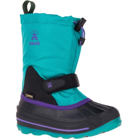 Kamik Waterbug 8G Winter Boots Child teal